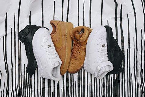 10 ciekawostek o kultowych sneakersach Nike Air Force 1
