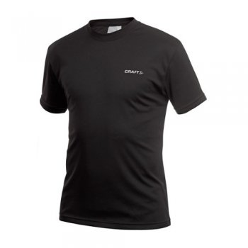 koszulka craft prime tee m czarna