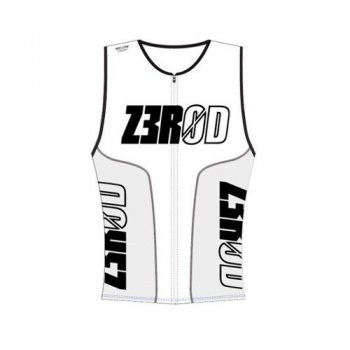 koszulka zerod isinglet m arm/wht (zerod-7)