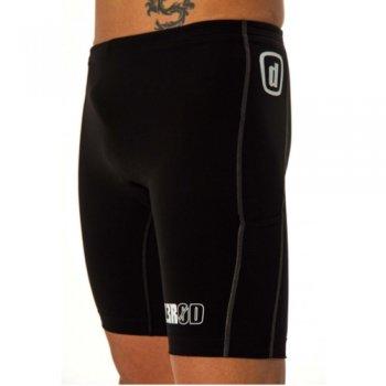 spodnie triathlonowe zerod ishorts m black (zerod-8)