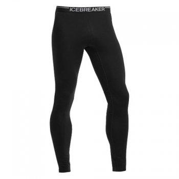 legginsy icebreaker zone leggings m czarne