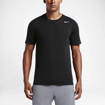 koszulka nike dri-fit ss version 2.0 m czarna