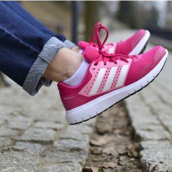buty adidas duramo 7 w różowe