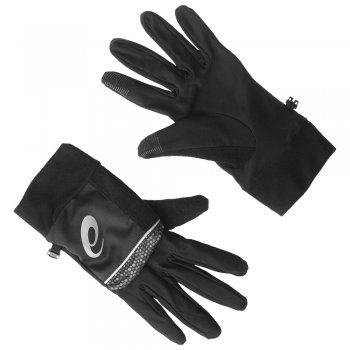 rękawiczki asics pfm mitten czarne