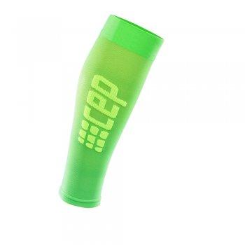 opaski kompresyjne cep ultralight m zielone