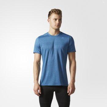koszulka adidas supernova tee m niebieska