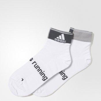 skarpety adidas light thin ankle 2 pack białe