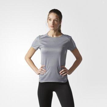 koszulka adidas response tee w szara