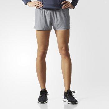 spodenki adidas grete shorts w szare