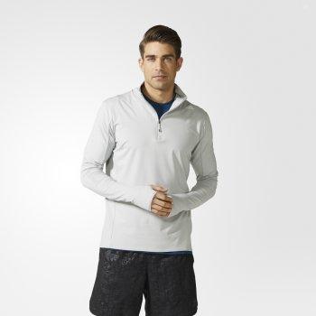 bluza adidas supernova sweatshirt m szara