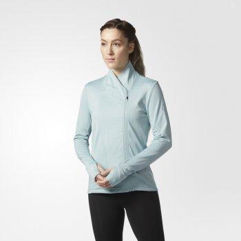 kurtka adidas supernova climaheat wrap jacket w błękitna