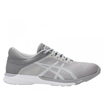 buty asics fuze x rush w biało-szare