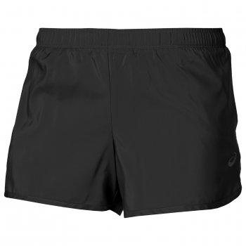 spodenki asics 3.5 inch short w czarne