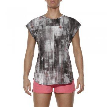 koszulka asics short sleeve top w szara