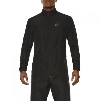 kurtka asics performance jacket m czarna
