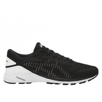 buty asics dynaflyte 2 m biało-czarne