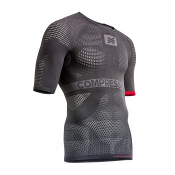 koszulka compressport on/off multisport m szara