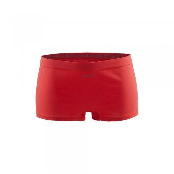 bokserki craft cool seamless boxer w czerwone