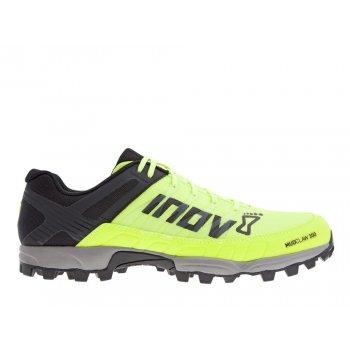 buty inov-8 mudclaw 300 m czarno-Żółte