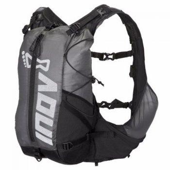 plecak inov-8 all terrain pro vest 0-15 l grafitowo-czarny
