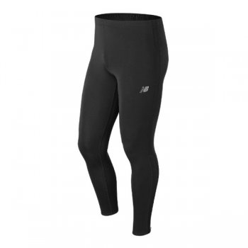 legginsy new balance accelerate tight m czarne