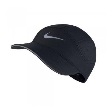 czapka z daszkiem nike aerobill cap czarna