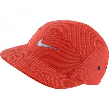 czapka nike run cap czerwona