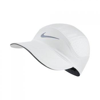 czapka z daszkiem nike aerobill cap biała