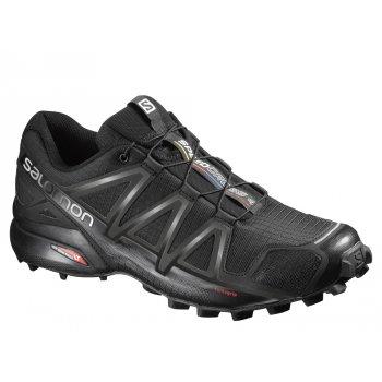 buty salomon speedcross 4 m czarne