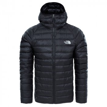 kurtka the north face trevail hoodie m czarna