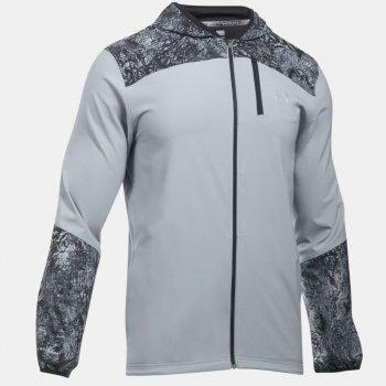 kurtka ua  storm printed jacket