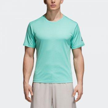 koszulka adidas freelift climachill tee m jasno-zielona