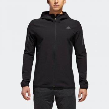 kurtka adidas response jacket m czarna