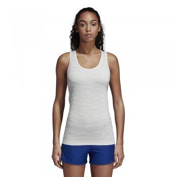 koszulka adidas ultra primeknit parley tank top w biała