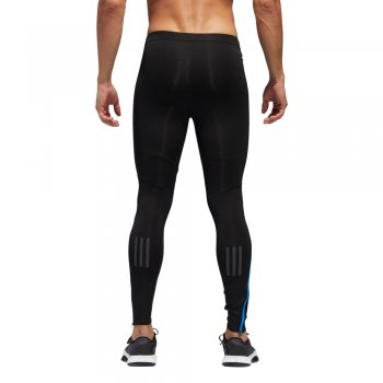 legginsy adidas response long tights m czarne