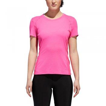 koszulka adidas supernova tee w różowa