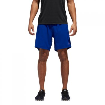 spodenki adidas supernova shorts m niebieskie