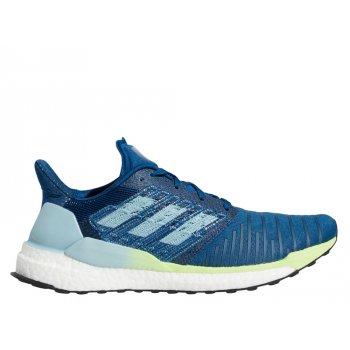 buty adidas solarboost m morski-niebieski