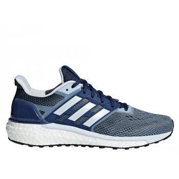 buty adidas supernova w stalowo-niebieskie