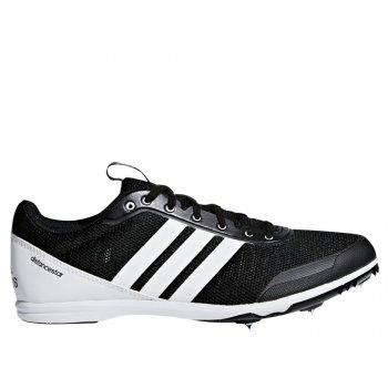 buty adidas distancestar w spikes czarny