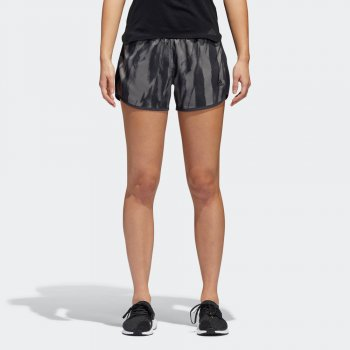 spodenki adidas m10 shorts w szare
