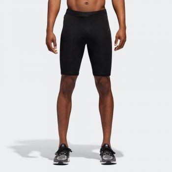 spodnie adidas response short tight m czarne