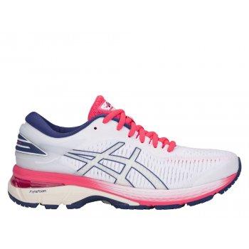 buty asics gel-kayano 25 w białe