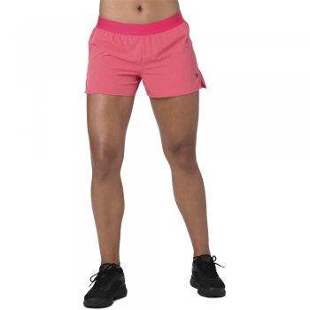 spodenki asics 3.5in woven shorts w różowe