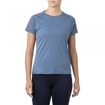 koszulka asics icon ss top w niebieska