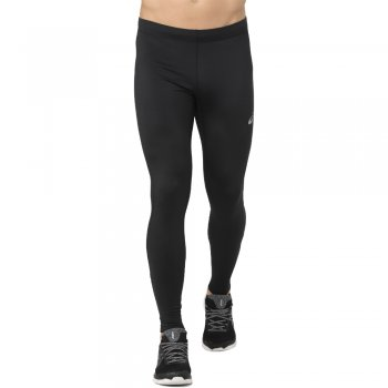 legginsy asics silver winter tight m czarne