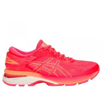 buty asics gel-kayano 25 w jaskrawo-różowe