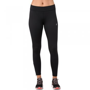 legginsy asics silver winter tight w czarne
