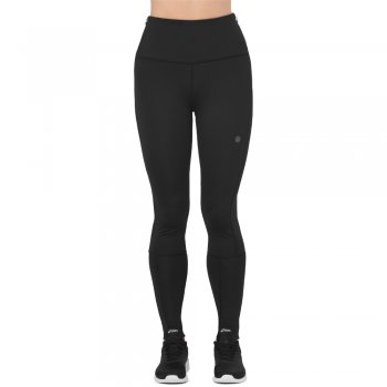legginsy asics highwaist tight w czarne
