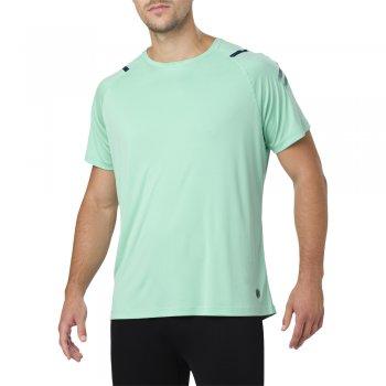 koszulka asics icon ss top m jasno-zielona